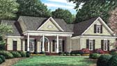 Plan Number 67087 - 2414 Square Feet