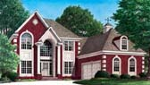 Plan Number 67116 - 2748 Square Feet