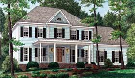 House Plan 67123
