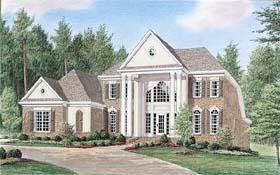House Plan 67124