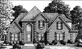 Plan Number 67136 - 3624 Square Feet