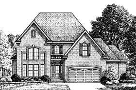 House Plan 67137