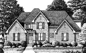 Plan Number 67138 - 2874 Square Feet