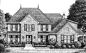 House Plan 67140