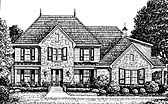 Plan Number 67140 - 2998 Square Feet