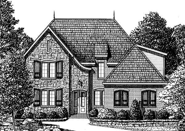 House Plan 67143