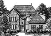 Plan Number 67143 - 3397 Square Feet