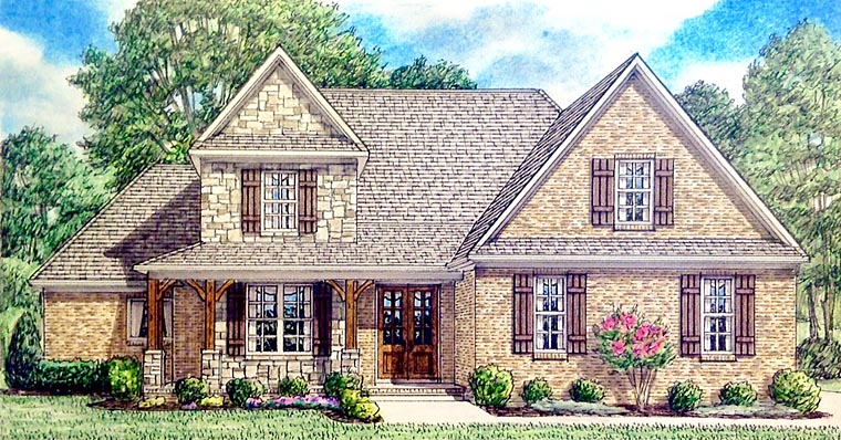 House Plan 67159