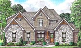 Plan Number 67162 - 2054 Square Feet