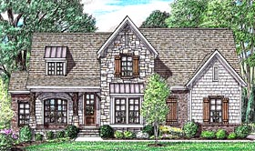 House Plan 67163