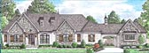 Plan Number 67164 - 3270 Square Feet