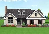 Plan Number 67204 - 1728 Square Feet