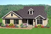 Plan Number 67205 - 1696 Square Feet