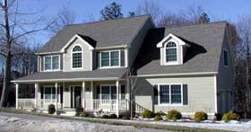 Farmhouse House Plan 67247 Elevation