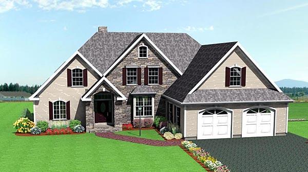 House Plan 67285