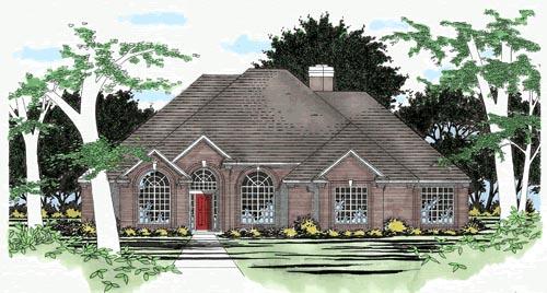 House Plan 67405