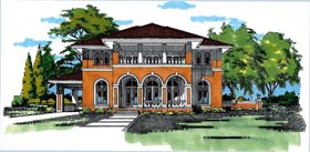 House Plan 67408