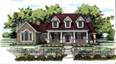 Plan Number 67409 - 3188 Square Feet
