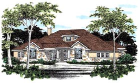 House Plan 67410