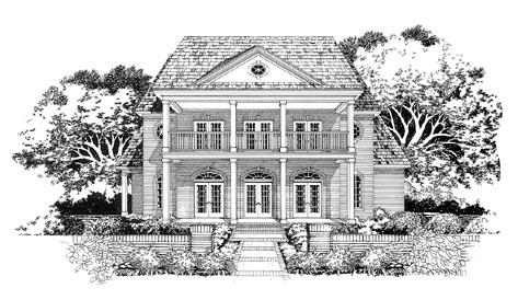 House Plan 67422