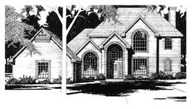 House Plan 67427
