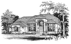 House Plan 67434