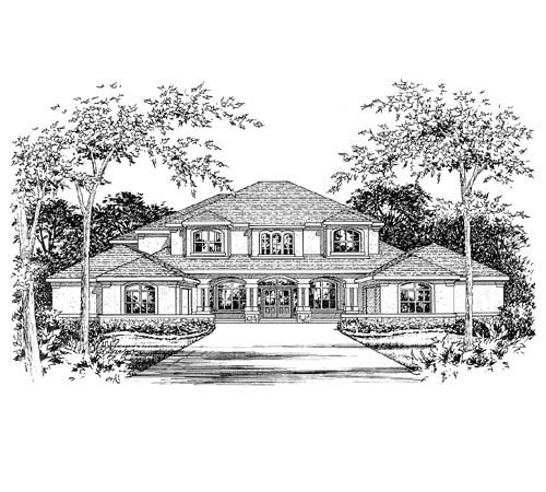 House Plan 67456