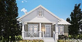House Plan 67503