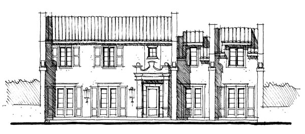 French Country House Plan 67517 Elevation