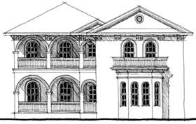 House Plan 67534