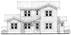 Traditional House Plan 67544 Elevation