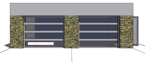 Garage Plan 67550 Elevation