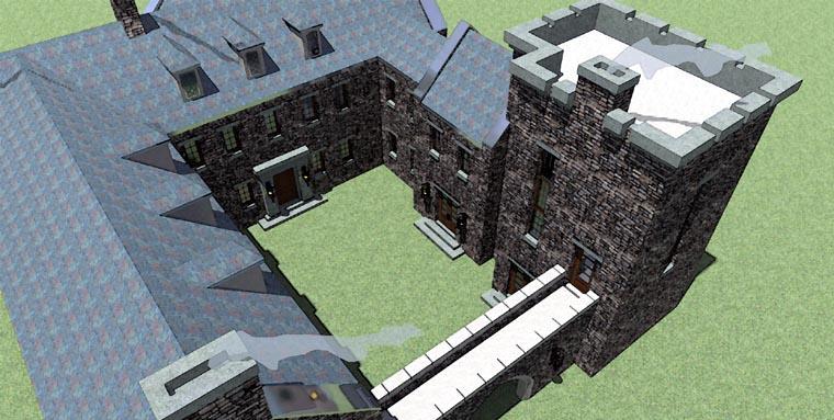 House Plan 67560