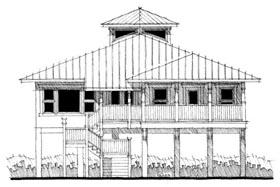 House Plan 67561