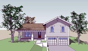 House Plan 67562