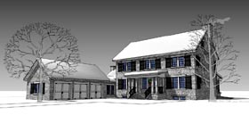 House Plan 67572