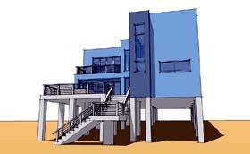 House Plan 67574