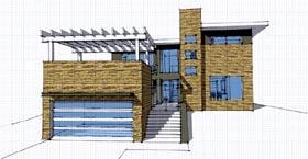 House Plan 67576