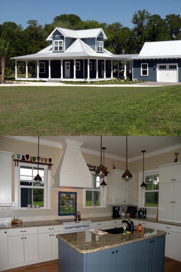 Coastal House Plan 67597