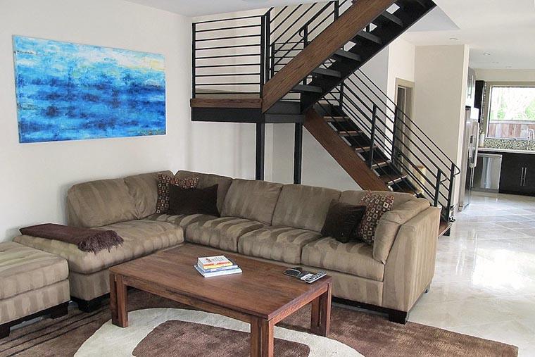 Coastal Contemporary Modern House Plan 67599