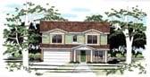 House Plan 67612