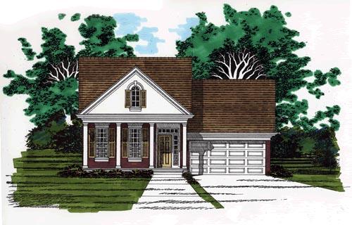 House Plan 67623
