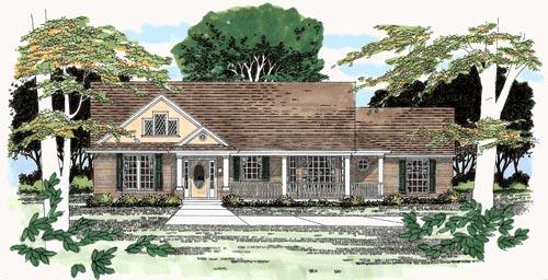 House Plan 67625