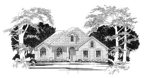 House Plan 67629