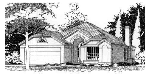 House Plan 67631