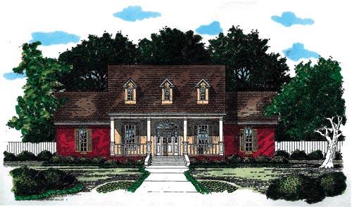 House Plan 67633