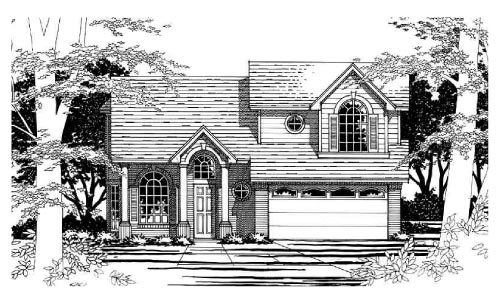 House Plan 67635