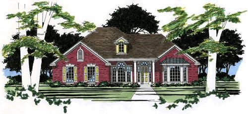 House Plan 67636