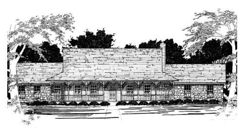 House Plan 67641