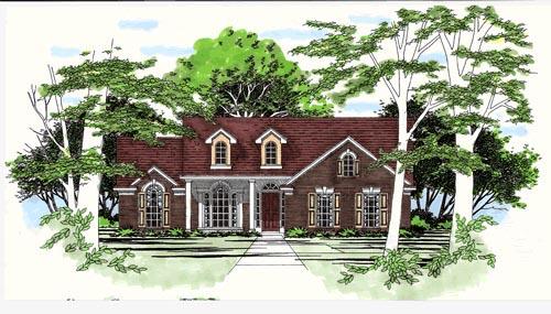 House Plan 67643